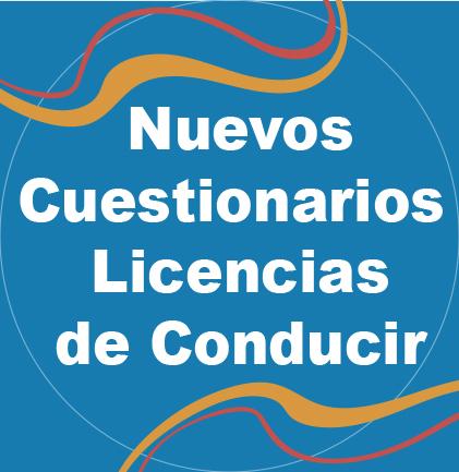Cuestionarios Licencias de Conducir
